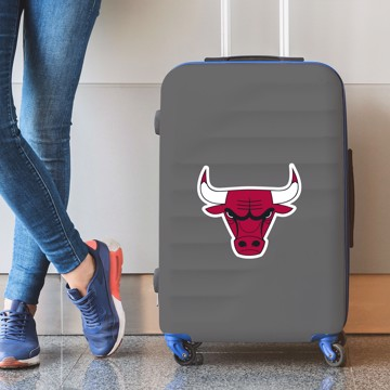 Picture of Chicago Bulls Large Decal