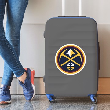 Picture of Denver Nuggets Large Decal