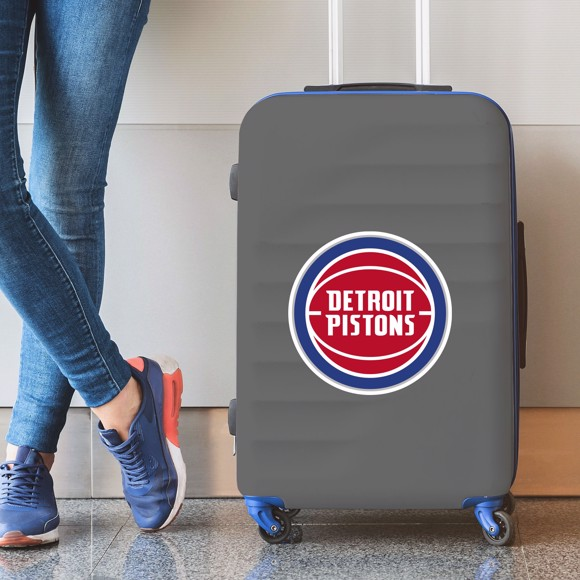 Picture of Detroit Pistons Large Decal