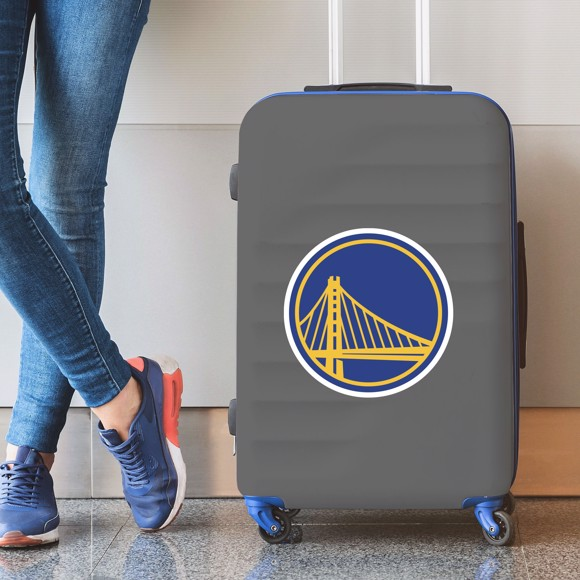 Picture of Golden State Warriors Large Decal