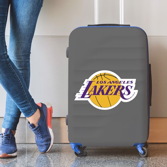 Picture of Los Angeles Lakers Large Decal