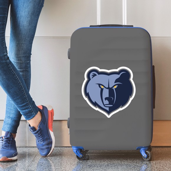 Picture of Memphis Grizzlies Large Decal