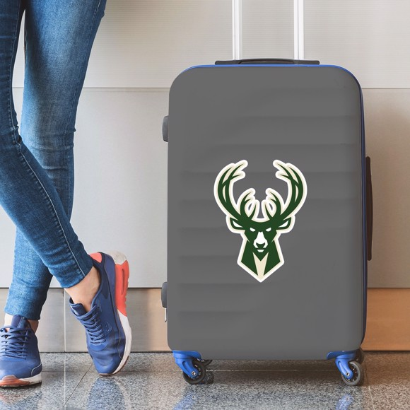 Picture of Milwaukee Bucks Large Decal