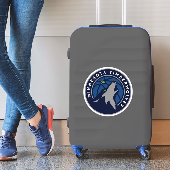 Picture of Minnesota Timberwolves Large Decal