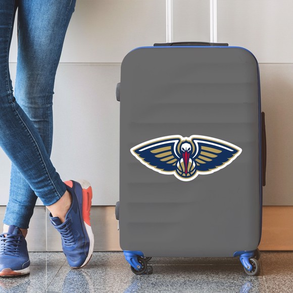 Picture of New Orleans Pelicans Large Decal