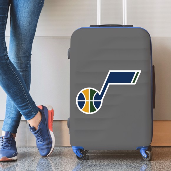 Picture of Utah Jazz Large Decal