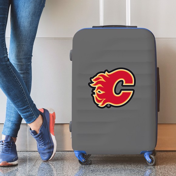 Picture of Calgary Flames Large Decal