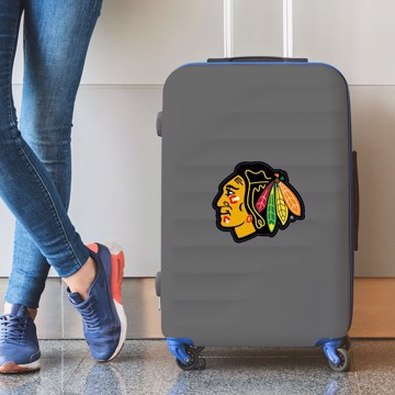 Picture of Chicago Blackhawks Large Decal