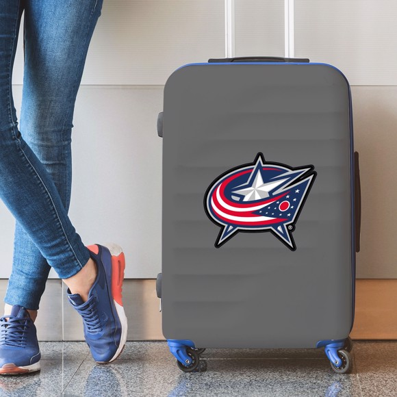 Picture of Columbus Blue Jackets Large Decal