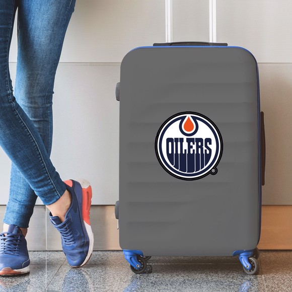 Picture of Edmonton Oilers Large Decal
