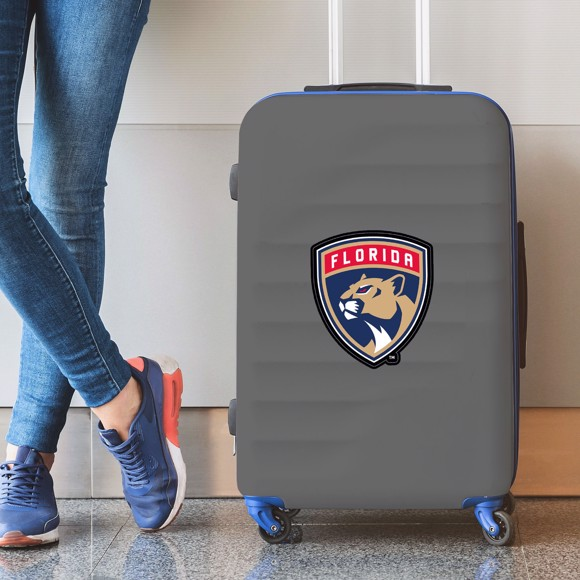Picture of Florida Panthers Large Decal