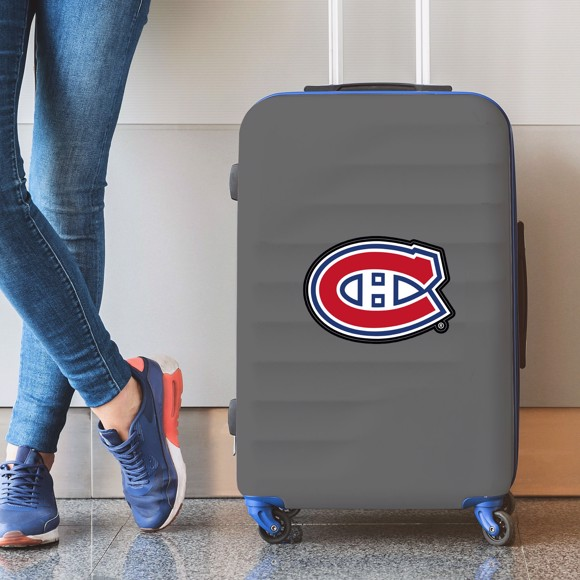 Picture of Montreal Canadiens Large Decal