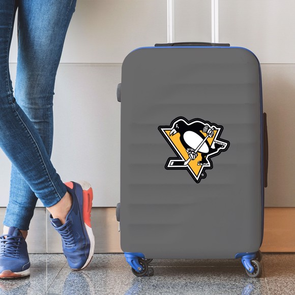 Picture of Pittsburgh Penguins Large Decal
