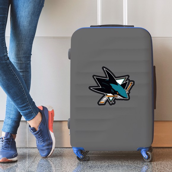 Picture of San Jose Sharks Large Decal
