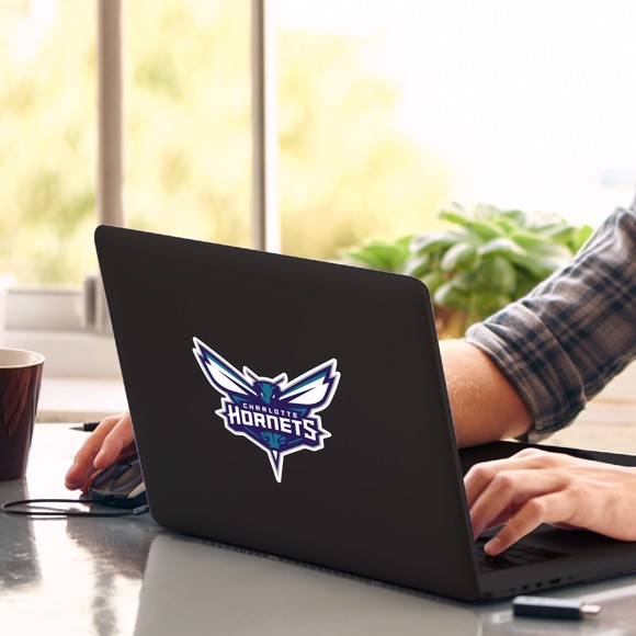 Picture of Charlotte Hornets Matte Decal