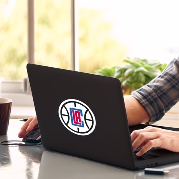 Picture of Los Angeles Clippers Matte Decal