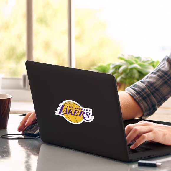 Picture of Los Angeles Lakers Matte Decal