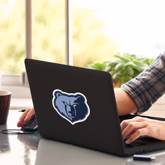 Picture of Memphis Grizzlies Matte Decal