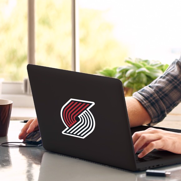 Picture of Portland Trail Blazers Matte Decal