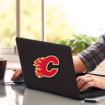 Picture of Calgary Flames Matte Decal