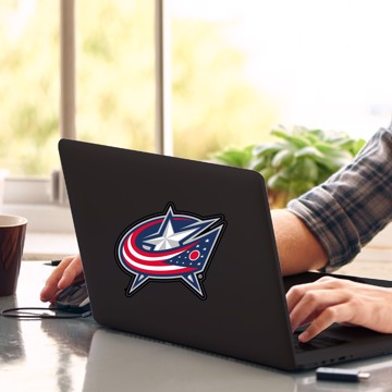 Picture of Columbus Blue Jackets Matte Decal