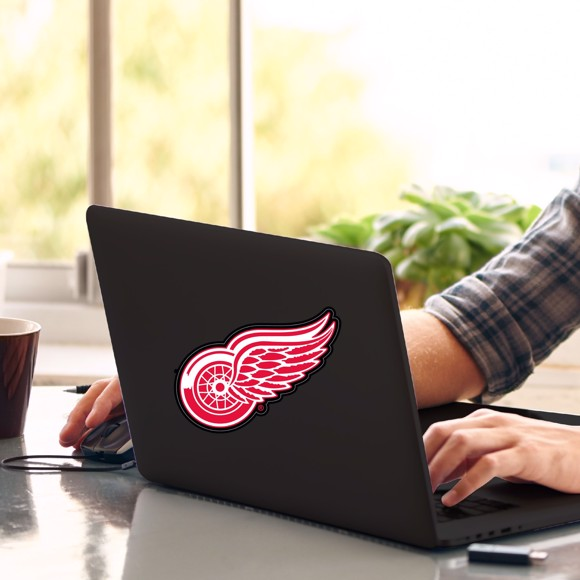 Picture of Detroit Red Wings Matte Decal