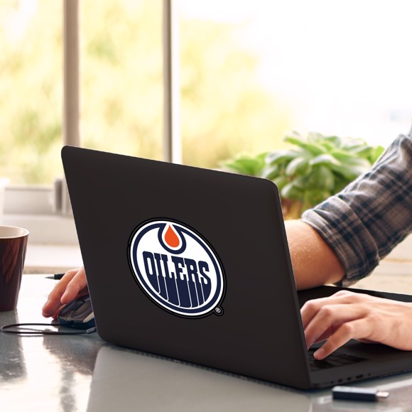 Picture of Edmonton Oilers Matte Decal