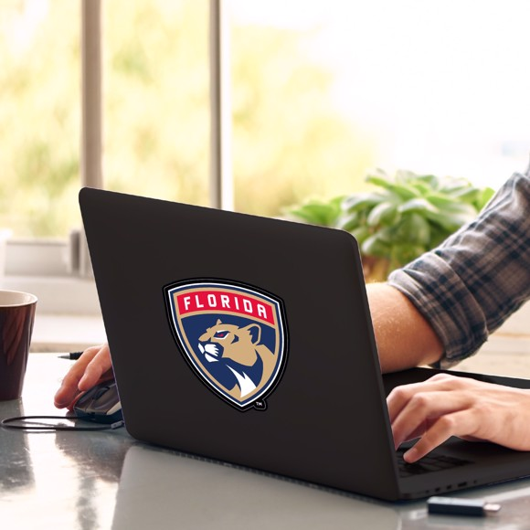 Picture of Florida Panthers Matte Decal