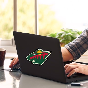 Picture of Minnesota Wild Matte Decal