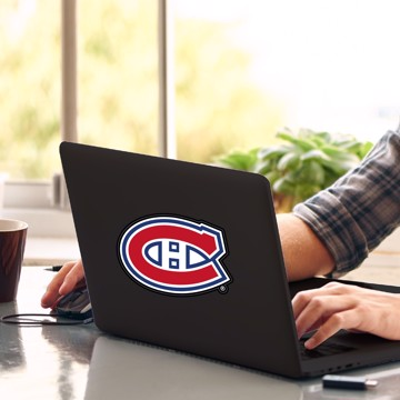 Picture of Montreal Canadiens Matte Decal