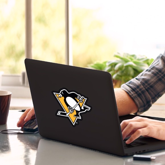 Picture of Pittsburgh Penguins Matte Decal
