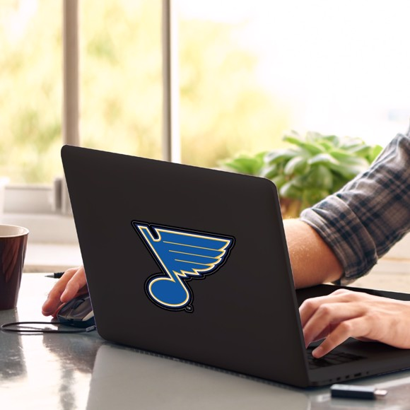 Picture of St. Louis Blues Matte Decal