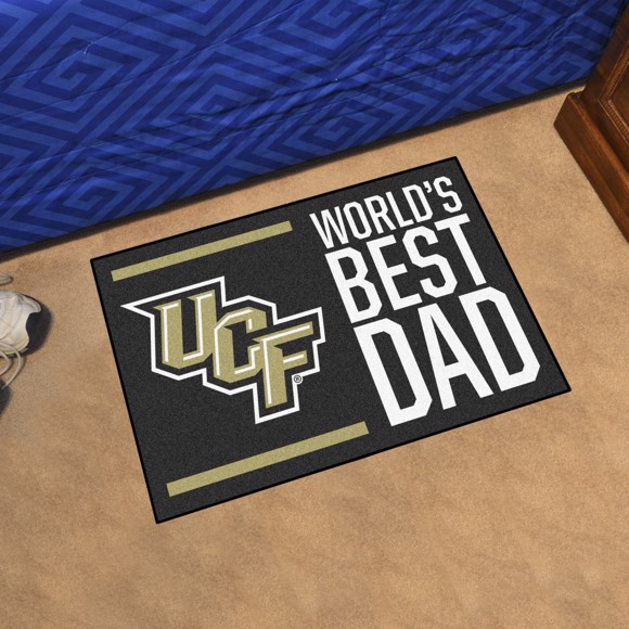 Picture of Central Florida Starter Mat - World's Best Dad
