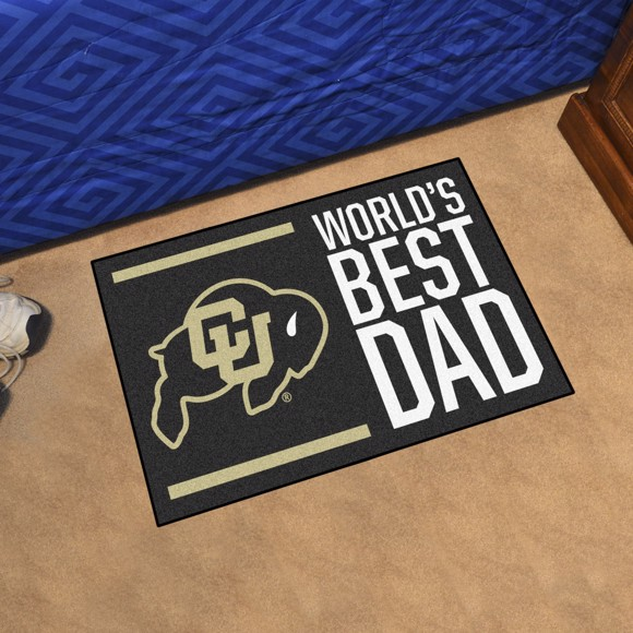 Picture of Colorado Starter Mat - World's Best Dad