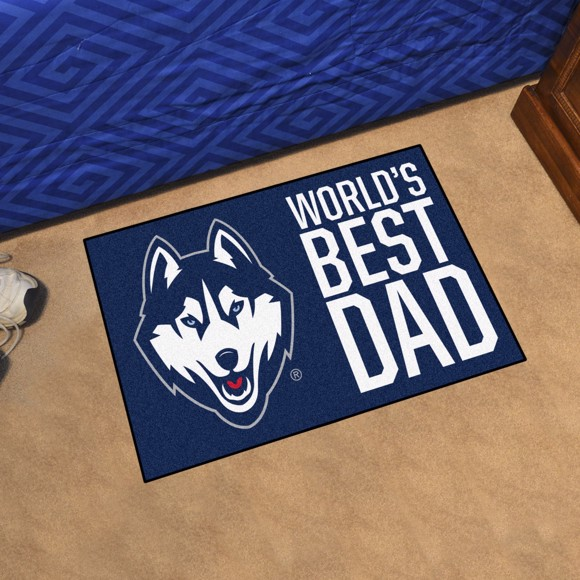 Picture of Connecticut Starter Mat - World's Best Dad