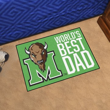 Picture of Marshall Starter Mat - World's Best Dad