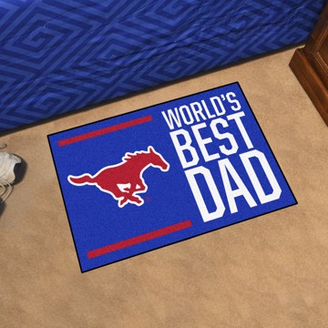 Picture of SMU Starter Mat - World's Best Dad