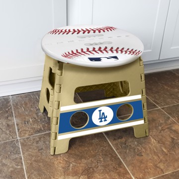 Picture of Los Angeles Dodgers Folding Step Stool
