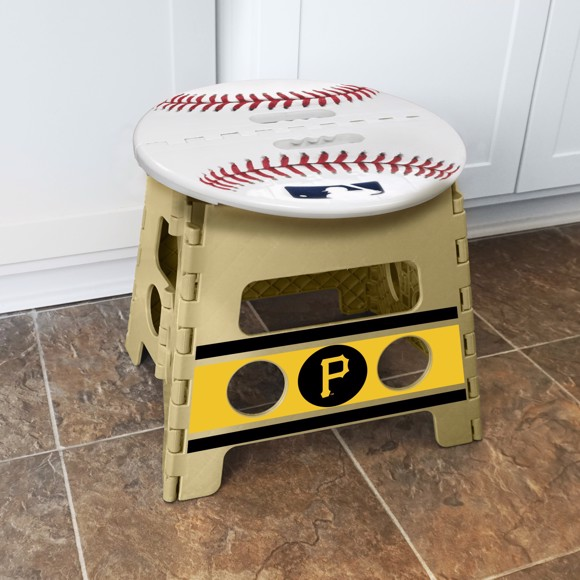 Picture of Pittsburgh Pirates Folding Step Stool