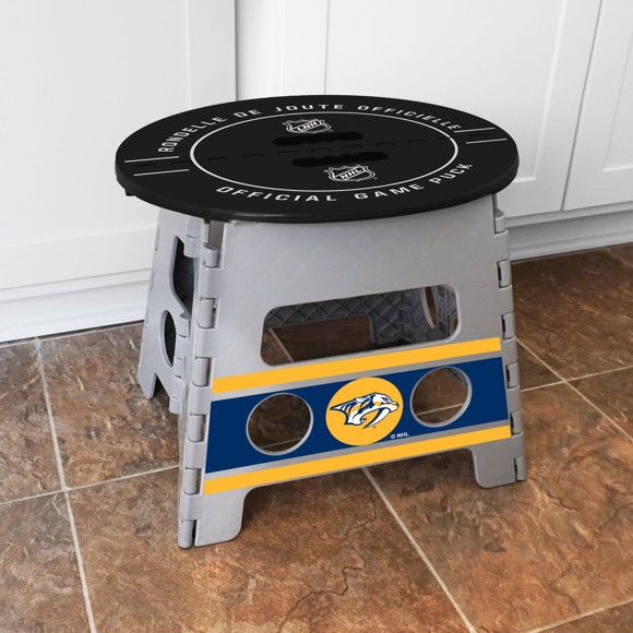 Picture of Nashville Predators Folding Step Stool