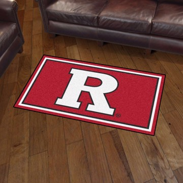 Picture of Rutgers 3'x5' Plush Rug