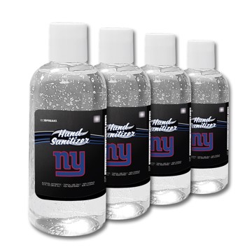 Picture of New York Giants 12 oz. Hand Sanitizer
