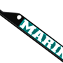 Picture of University of Miami License Plate Frame - Black
