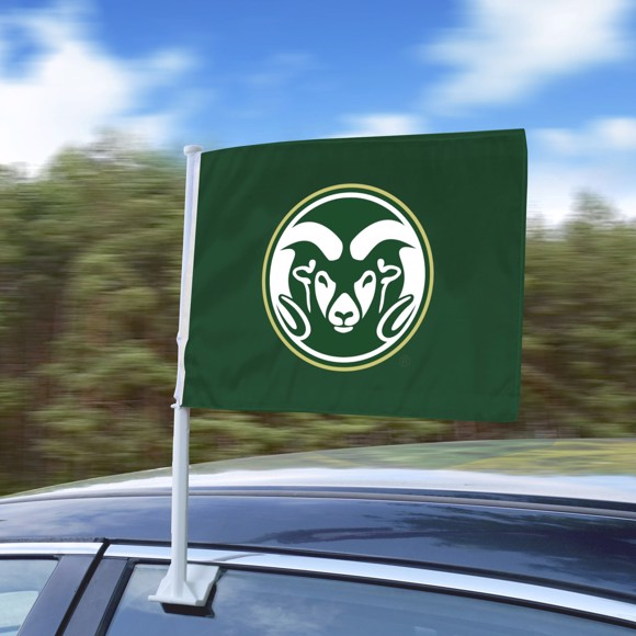 Picture of Colorado State Car Flag