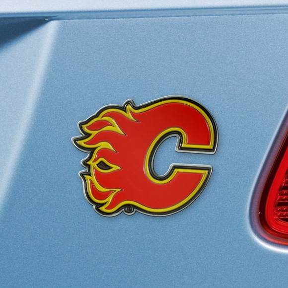 Picture of Calgary Flames Color Emblem