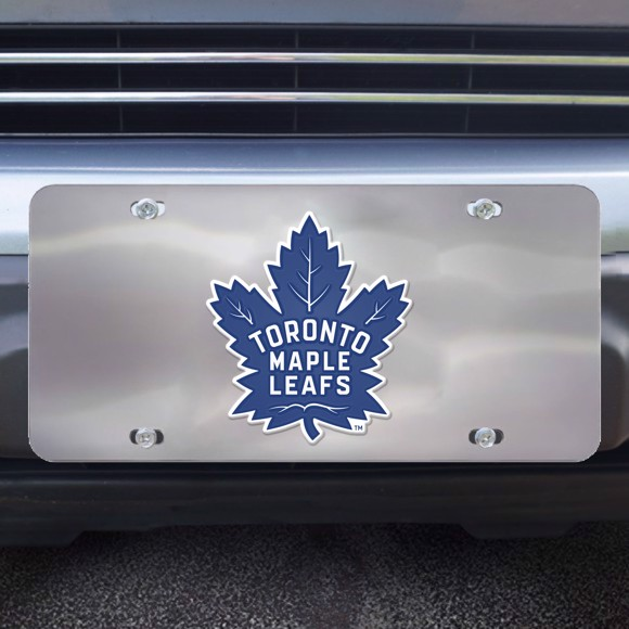 Picture of Toronto Maple Leafs Diecast License Plate