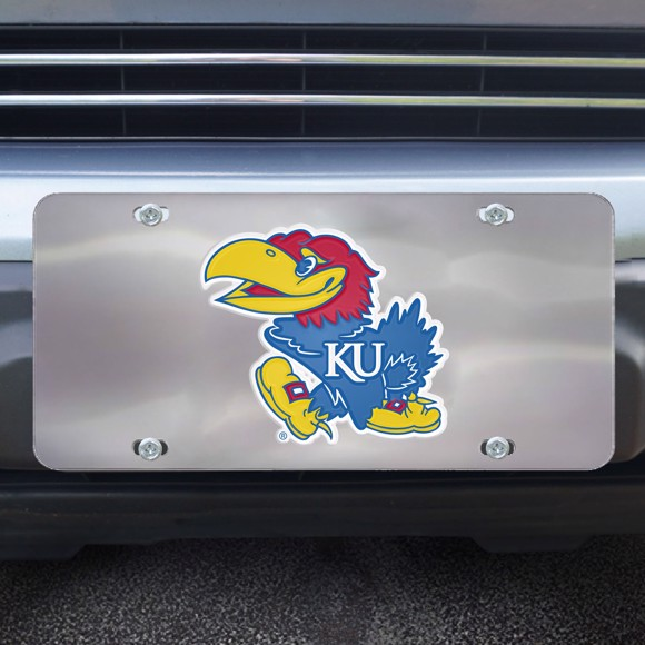 Picture of Kansas Diecast License Plate