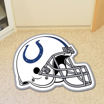 Picture of Indianapolis Colts Mascot Mat - Helmet