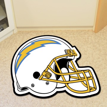 Picture of Los Angeles Chargers Mascot Mat - Helmet