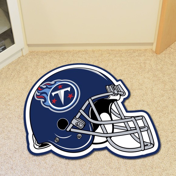 Picture of Tennessee Titans Mascot Mat - Helmet